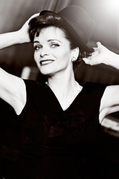Judy Garland kabarett