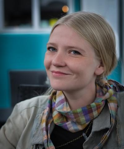 Kristín Eiríksdóttir