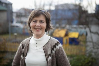 Steinunn Jóhannesdóttir