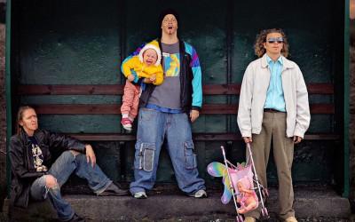 Who's the Daddy - Pörupiltar