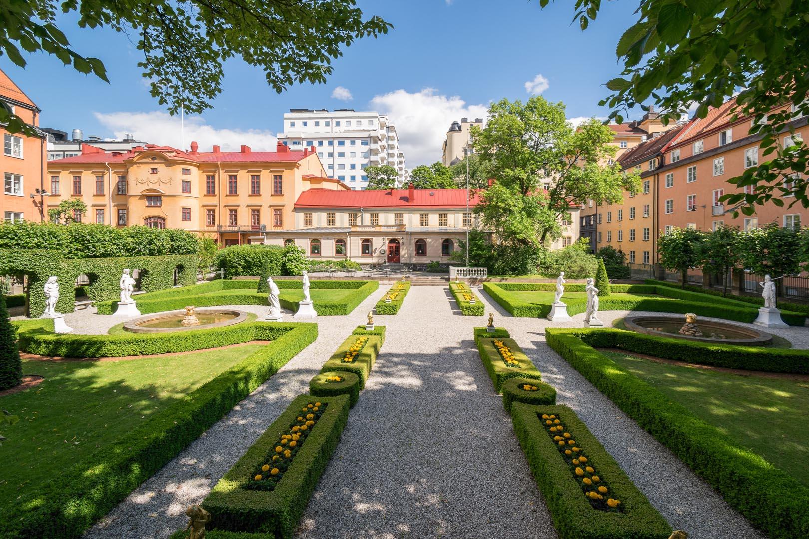 Piperska murens trädgård