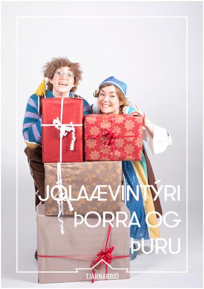Jólaævintýri Þorra og Þuru