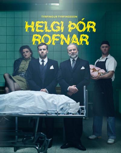Helgi Þór rofnar