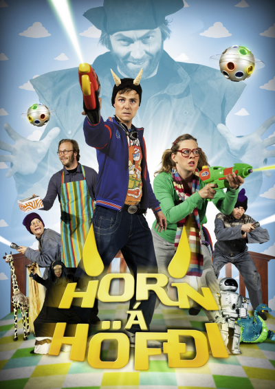Horn á höfði