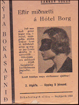 Eftir miðnætti á Hótel Borg
