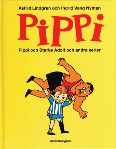 Pippi och Starke Adolf och andra serier