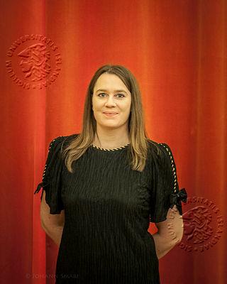 Alda Björk Valdimarsdóttir